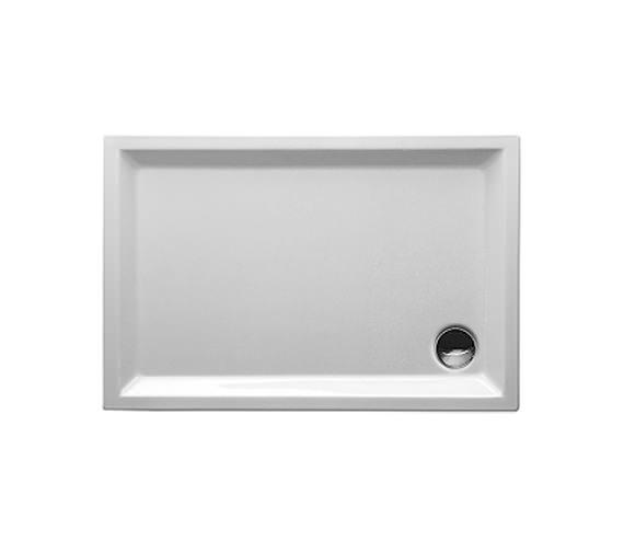 Duravit Starck Rectangular Shower Tray 1200 x 1000mm White