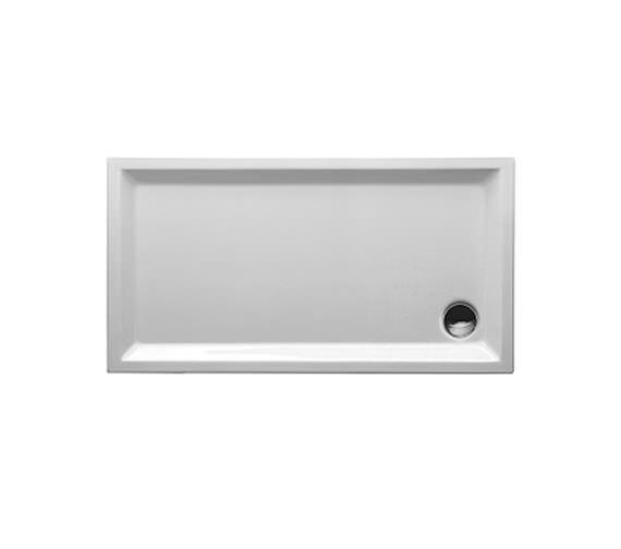 Duravit Starck Rectangular Shower Tray White
