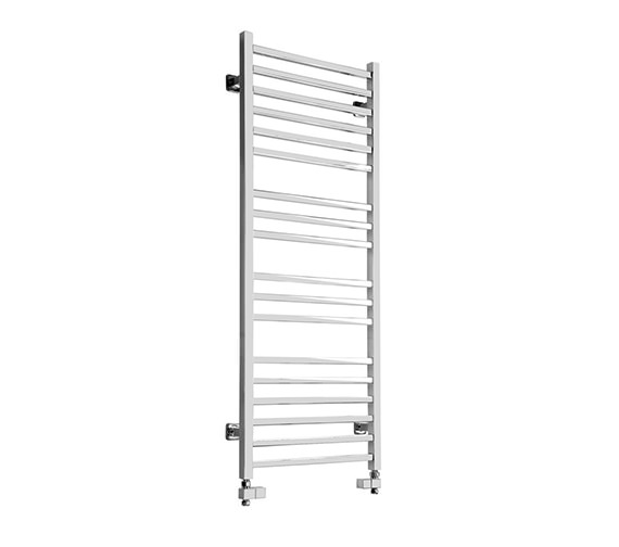 SBH Maxi Square Dual Fuel Towel Radiator 520 x 1300mm - SS-100SQ