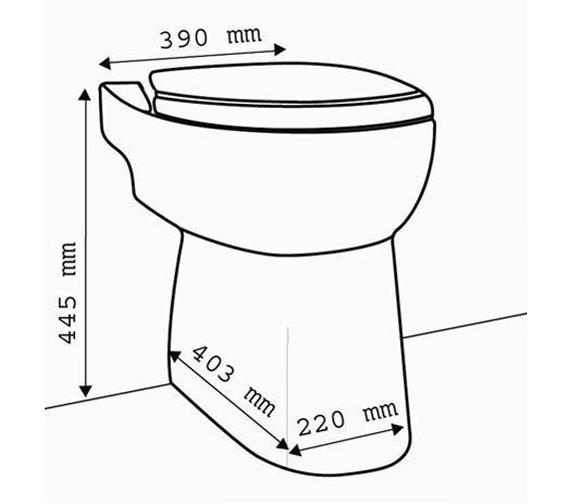 Technical drawing QS-V54376 / 1081