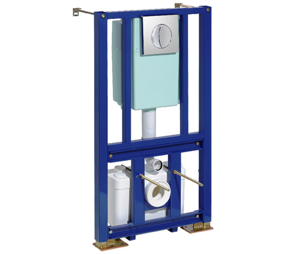 Saniflo Saniwall Wc Frame With Cistern And Macerator Pump