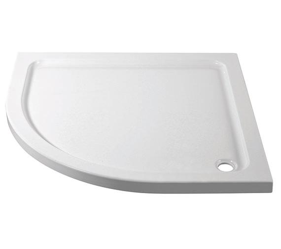 April Quadrant Shower Tray 1000 x 1000mm
