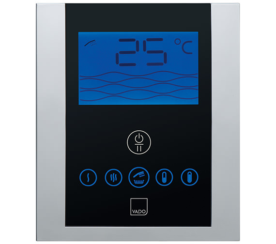 Vado Identity Digital Thermostatic Shower Valve With Diverter - IDE-147