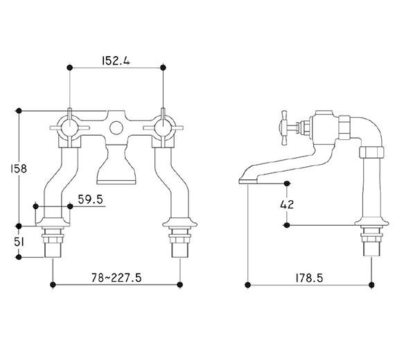 Technical drawing QS-V54879 / TDCC072
