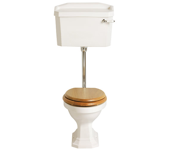 Heritage Granley Low Level WC And Cistern 770mm