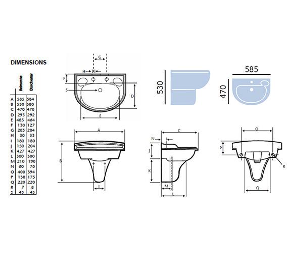 Technical drawing QS-V54935 / PBW061
