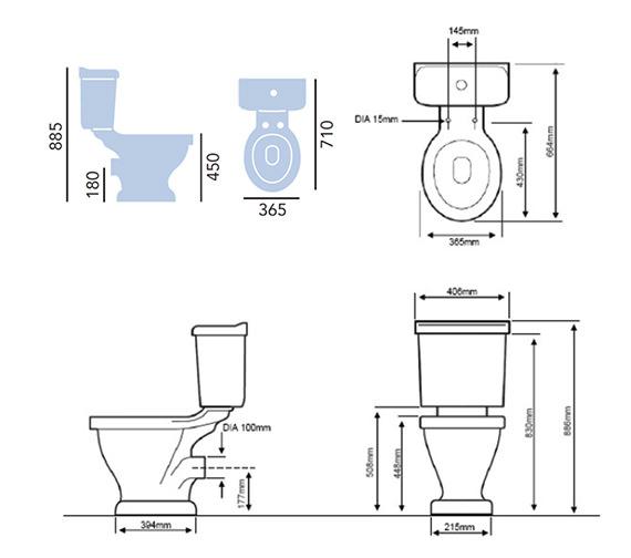 Technical drawing QS-V54943 / PBWC00