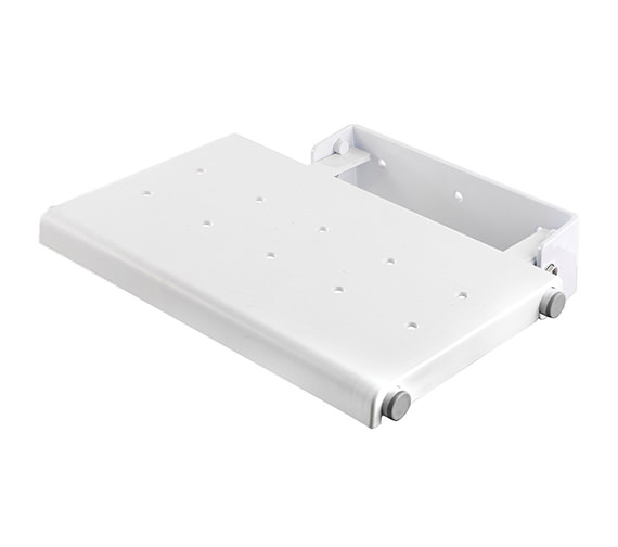 Croydex Wall Mounted Fold Away Seat for Enclosure - AP230022