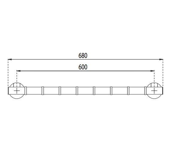 Technical drawing QS-V55377 / AP530741