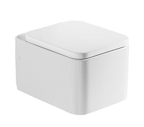 Roca Element Wall Hung WC Set 550mm - 346577000