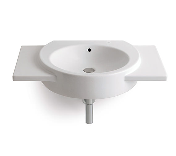 Roca Happening Wall Hung Basin With Wings 800 x 475mm - 327561000