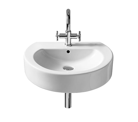 Roca Happening Wall Hung Basin 580 x 490mm - 327563000