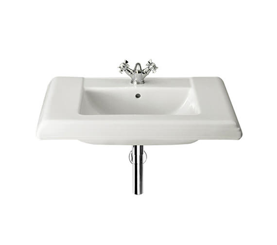 Roca New Classical White Basin 630 x 510mm - 750 x 525mm Size Optional