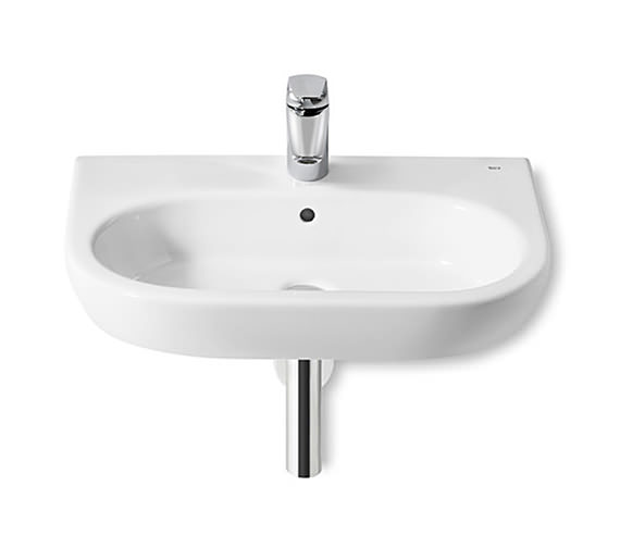 Roca Meridian-N Wall Hung Basin 550mm Wide - 327243000
