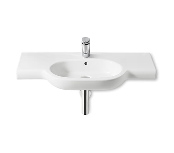 Roca Meridian-N Wall Mounted Basin 1000mm Wide - 32724B000