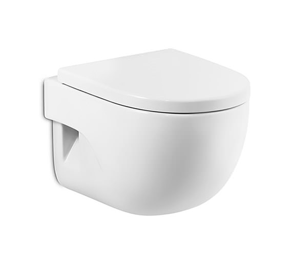 Roca Meridian-N Wall Hung WC Pan 560mm - 346247000