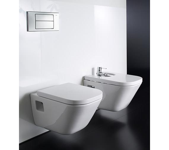 Roca The Gap Wall Hung WC Pan 540mm - 346477000