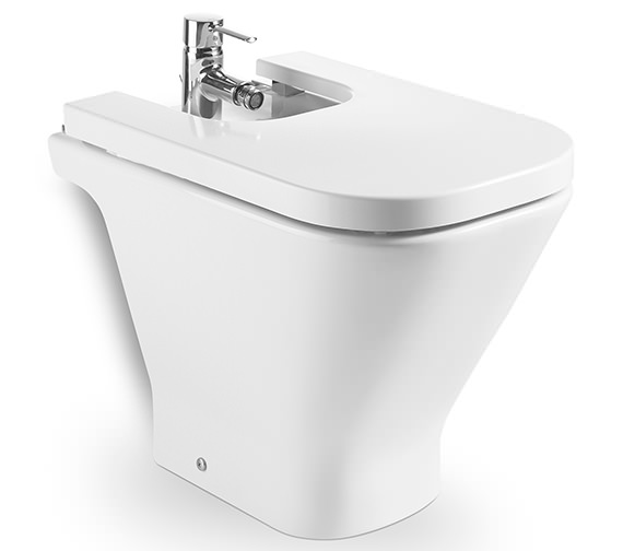 Roca The Gap Floor Standing Bidet 560mm - 357474000