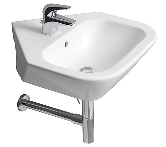 Roca Nexo Corner Basin 500mm Wide - 327646000