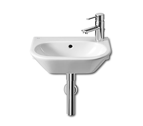 Roca Nexo White Cloakroom Basin 405 x 275mm Wide - 327645000