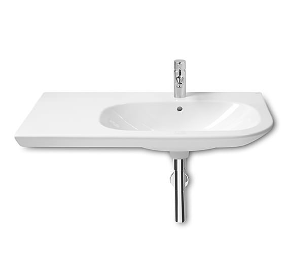 Roca Nexo Asymmetrical Basin With Left Handed Ledge - 327649000