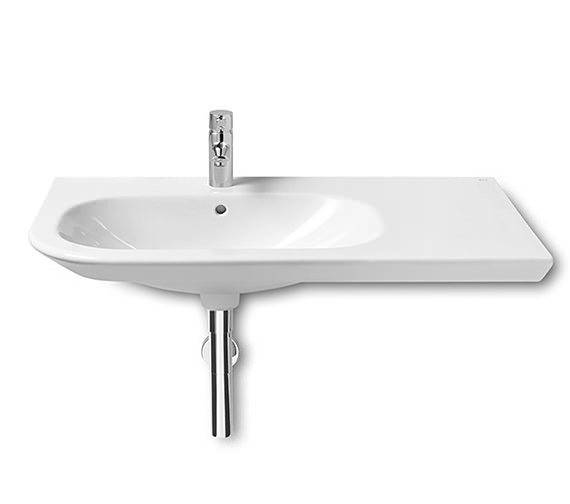 Roca Nexo Asymmetrical Basin With Right Handed Ledge - 327648000