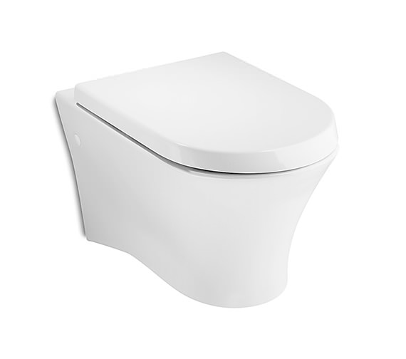 Roca Nexo White Wall Hung WC Pan 535mm - 346640000