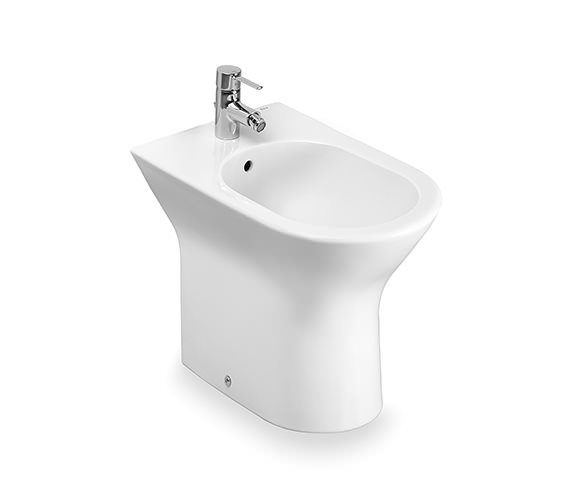 Roca Nexo White Floor Standing Bidet 565mm - 357640000