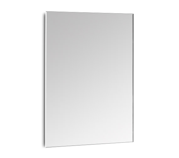 Additional image of Roca Luna Rectangular Bathroom Mirror