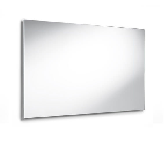 Roca luna mirror 1000mm x 900mm 812189000 for Bathroom mirror cabinets 900mm and 1000mm
