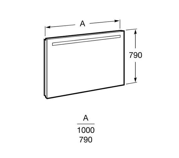 Technical drawing QS-V55615 / 812211000