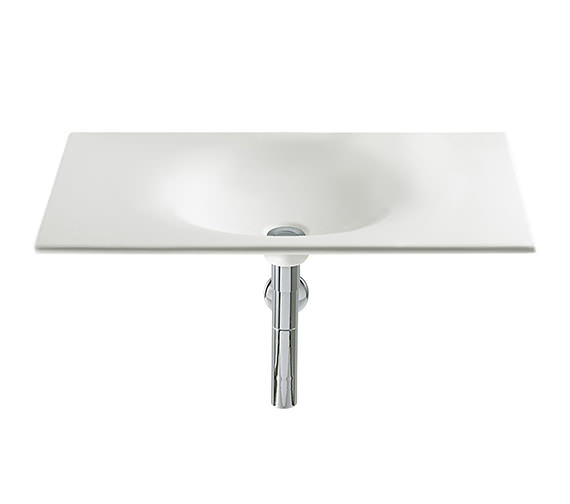 Roca Kalahari White Basin 800mm Wide - 327878000
