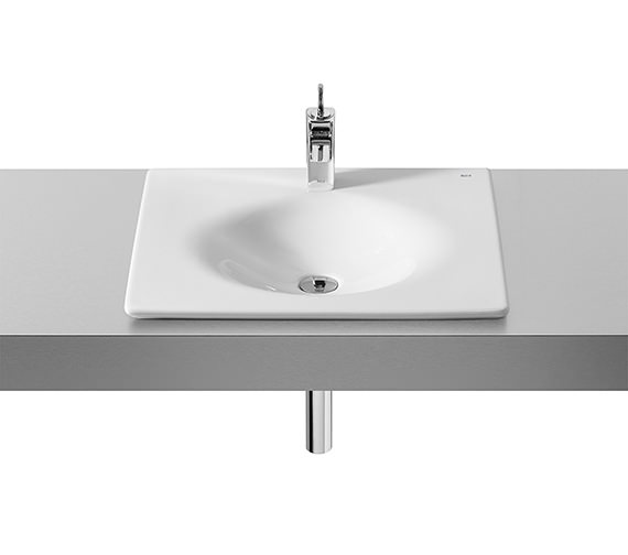 Roca kalahari in countertop basin 590mm wide 327894000 for Roca kalahari