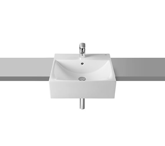 Roca Diverta Semi Countertop Basin 500mm Wide - 32711S000