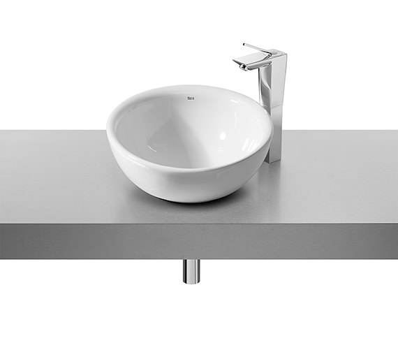 Roca Bol On Countertop Basin 420mm Dia - 327876000