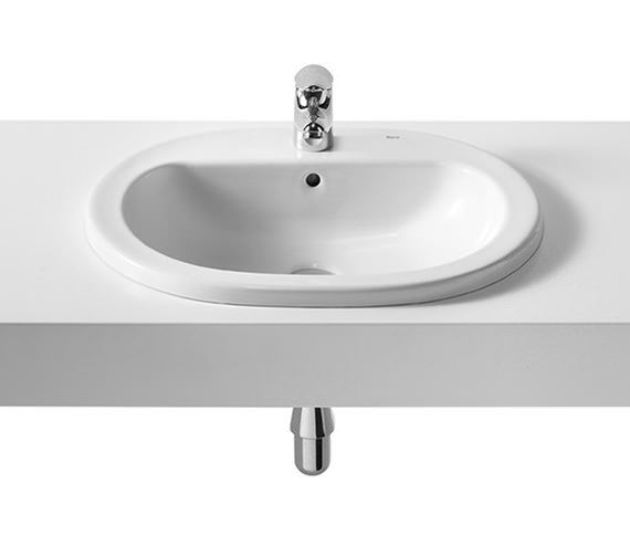 Roca Coral-N In Countertop Basin 560mm Wide - 327898000