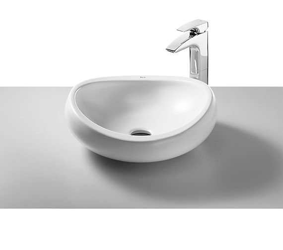 Roca Urbi 1 On Countertop Basin 450mm Wide - 327225000