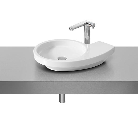Roca Urbi 3 On Countertop Basin 580mm x 400mm - 327228000