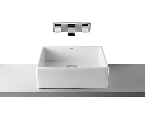Roca Sofia On Countertop Basin 465mm Wide - 327720000