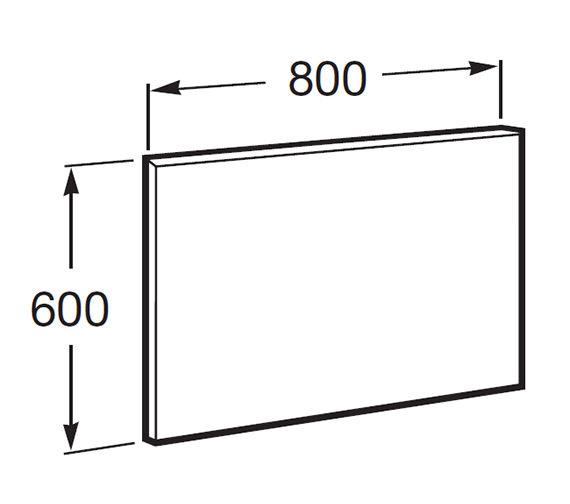 Technical drawing QS-V55753 / 812229806