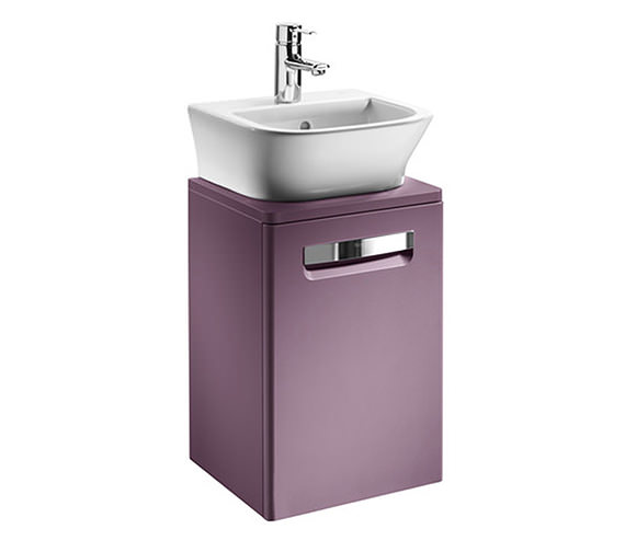 Roca The Gap Base Unit For 450mm Wide Basin - 856522577