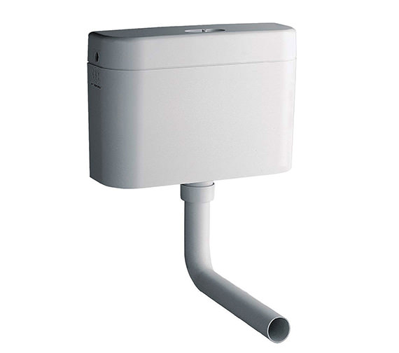 Grohe Adagio Concealed Cistern White - 37762SH0