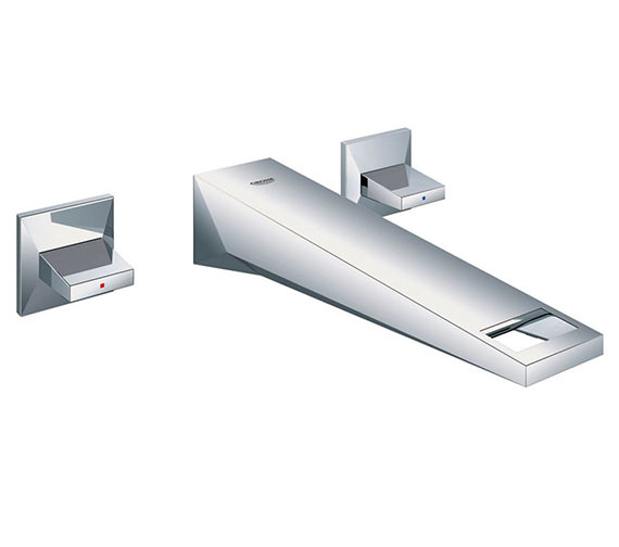 Grohe Spa Allure Brilliant Wall Mounted Basin Mixer Tap 20348000