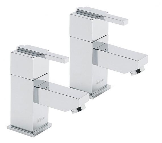 Tre Mercati Vespa Pair Of Bath Tap