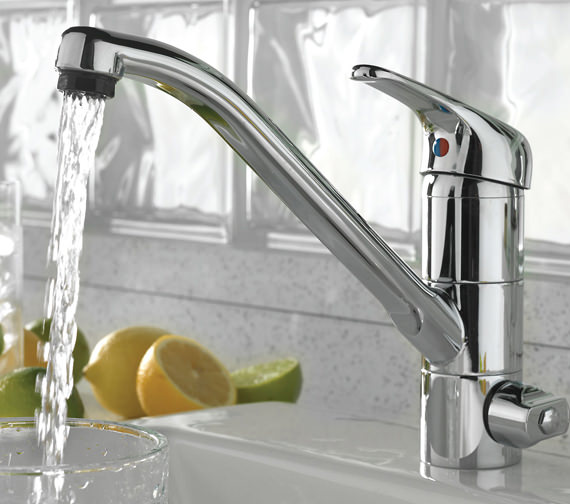 Tre Mercati Technic Mono Sink Mixer Tap With Water Filter - 90040