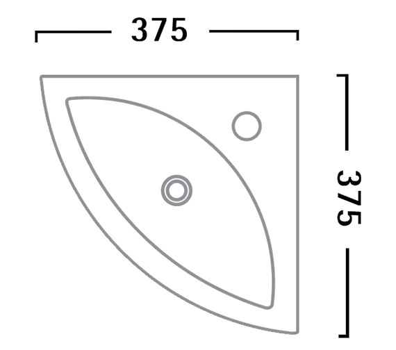 Technical drawing QS-V56308 / CB100S