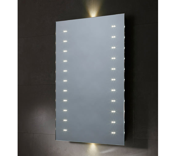 Tavistock Refraction LED Illuminated Mirror 550mm x 750mm - SLE410