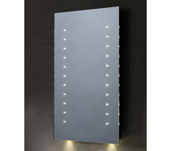 Tavistock Momentum LED Illuminated Bathroom Mirror 450mm x 700mm