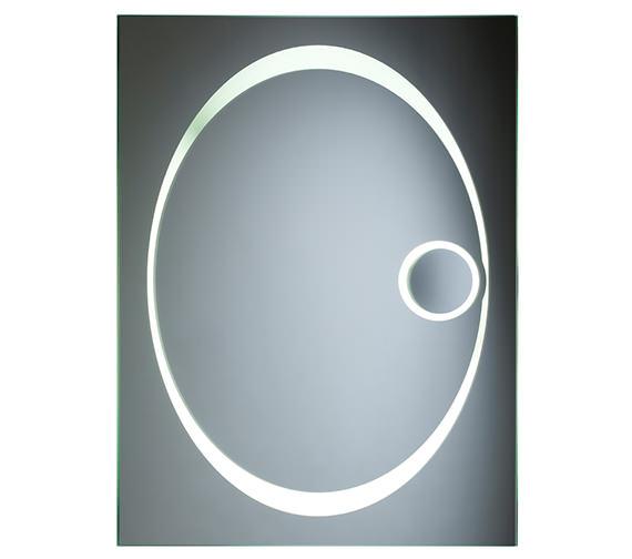 Tavistock Vapour Back-Lit Bathroom Mirror 600mm x 800mm - SBL16