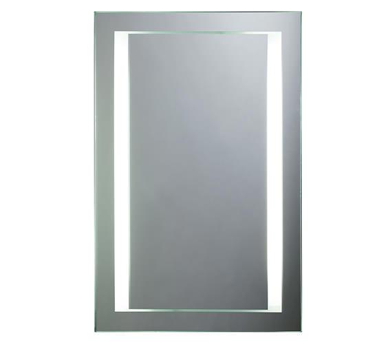 Tavistock Align Rectangular Back-Lit Mirror 450mm x 700mm - SBL15